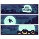 Set of Posters for Halloween Party - GraphicRiver Item for Sale