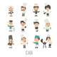 Chef Characters - GraphicRiver Item for Sale