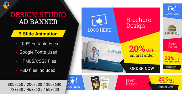GWD | Design Studio Banner - 002 Download