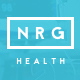 NRGhealth - Trendy Medical & Healthcare Template - ThemeForest Item for Sale