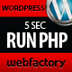 5sec Run PHP - CodeCanyon Item for Sale