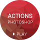 Polygons Actions | Personalization Guide - GraphicRiver Item for Sale