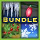 Christmas Brushes Bundle 2 for Adobe Illustrator - GraphicRiver Item for Sale