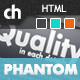 PHANTOM - Climatic and Functional HTML Template - ThemeForest Item for Sale