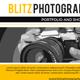 Blitz Photography Studio Portfolio and Showcase  - GraphicRiver Item for Sale