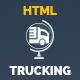 Trucking-Transportation & Logistics HTML Template - ThemeForest Item for Sale