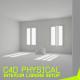 interior lighting setup for c4d(physical) - 3DOcean Item for Sale