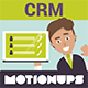 CRM Company Marketing Presentation With Character - VideoHive Item for Sale