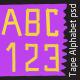 Tape Alphabet - GraphicRiver Item for Sale