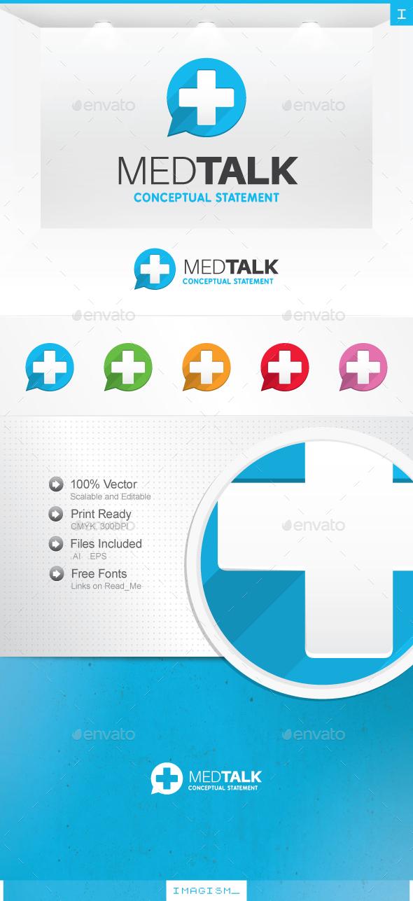 Med Talk Logo