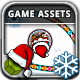 Christmas Chain Game Assets - GraphicRiver Item for Sale