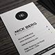 Business Card Bundle Vol. 0 - GraphicRiver Item for Sale
