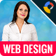 GWD   Web Design Company Ad - 7 Sizes