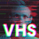 VHS - RGB Glitch Text Effect - GraphicRiver Item for Sale