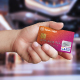 Credit Card and Hand Mockup - GraphicRiver Item for Sale