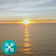 Beach Sunrise Aerial 2 - VideoHive Item for Sale