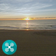 Beach Sunrise Aerial 7 - VideoHive Item for Sale
