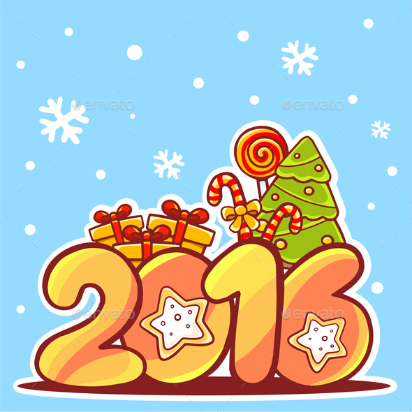 Christmas Numbers 2016