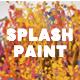 Splash Paint Logo Reveal - VideoHive Item for Sale