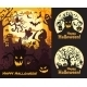 Halloween Set Illustration Posters - GraphicRiver Item for Sale