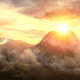 Sky and Mountains Logo - VideoHive Item for Sale