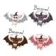 Halloween Bat in Hat - GraphicRiver Item for Sale