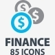 Personal & Business Finance Icons - Sympa Series - GraphicRiver Item for Sale