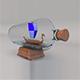 Ship In Bottle Model - 3DOcean Item for Sale