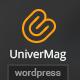 UniverMag - WordPress News & Magazine Theme - ThemeForest Item for Sale