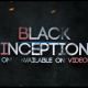 Inception - Trailer Titles - VideoHive Item for Sale