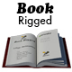 Book Rigged - 3DOcean Item for Sale