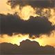 Black Cloud Sunrise 01 - VideoHive Item for Sale