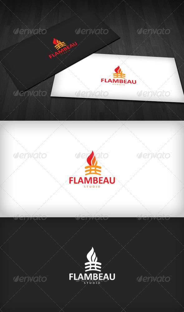 Flambeau Studio Logo