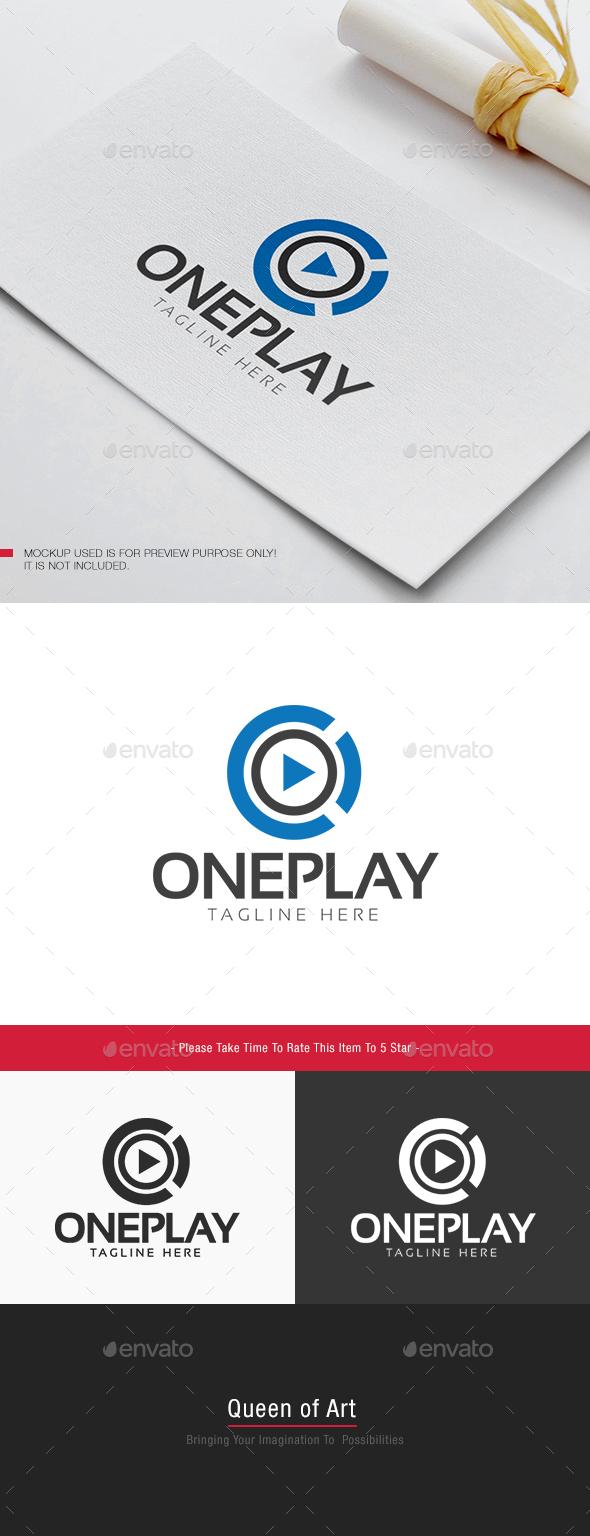 One Play Logo