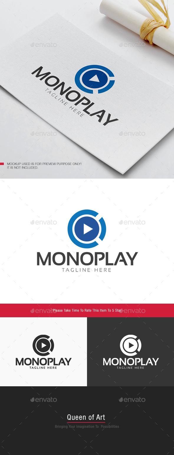 Mono Play Logo