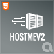 Hostmev2 - Responsive HTML5 Template - ThemeForest Item for Sale
