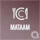 Mataam - Responsive Restaurant Wordpress Theme - ThemeForest Item for Sale