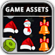 Christmas Breaker Game Assets - GraphicRiver Item for Sale