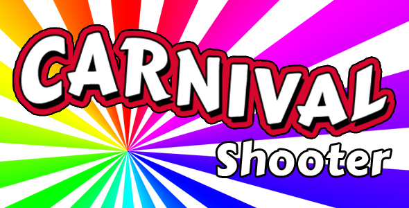 Carnival Shooter - Casual HTML5 Game Download
