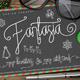 Fantasia Monoline Calligraphy And Bonus - GraphicRiver Item for Sale