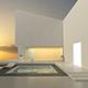 Blue Yellow Sunset V1 - 3DOcean Item for Sale
