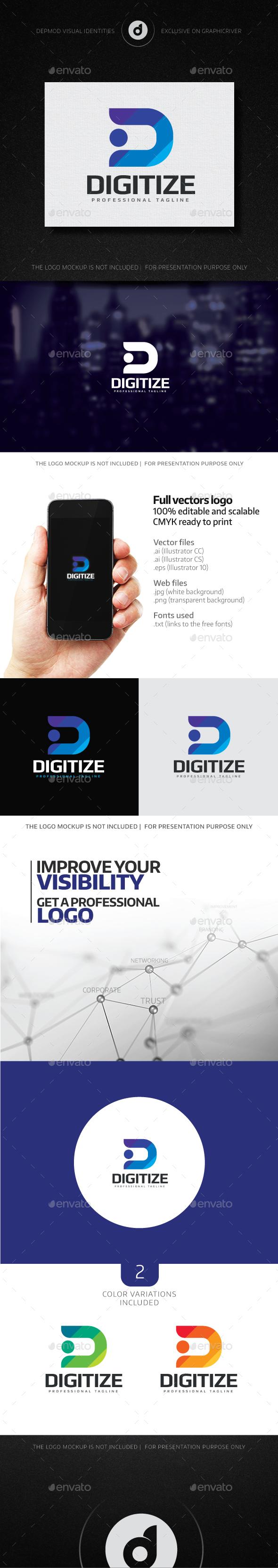 Digitize Logo