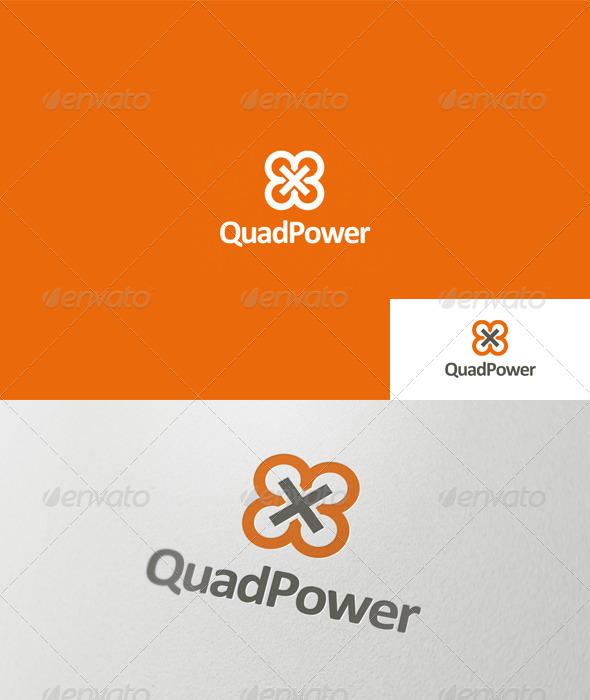 Quad Power Logo