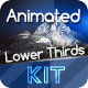 Animated Lower Thirds Kit - VideoHive Item for Sale