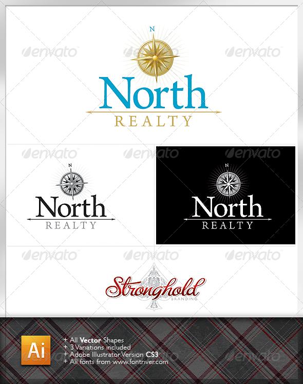 Real Estate North Logo