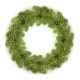 Detailed Christmas Wreath - GraphicRiver Item for Sale