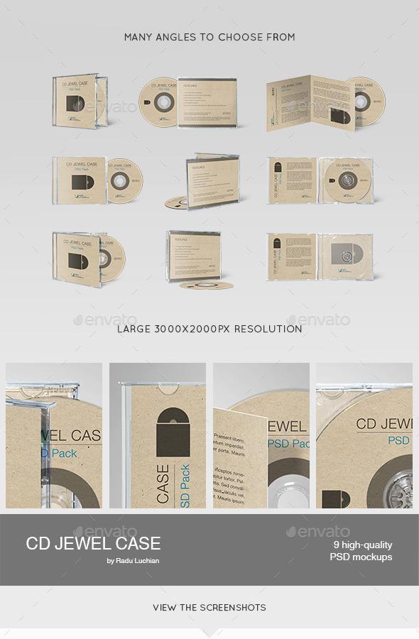 Graphicriver | 9 CD Jewel Case Mock-ups Free Download free download Graphicriver | 9 CD Jewel Case Mock-ups Free Download nulled Graphicriver | 9 CD Jewel Case Mock-ups Free Download