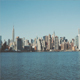 Manhattan Panorama From The River - VideoHive Item for Sale