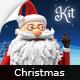 Santa - Christmas Animation DIY Kit - VideoHive Item for Sale
