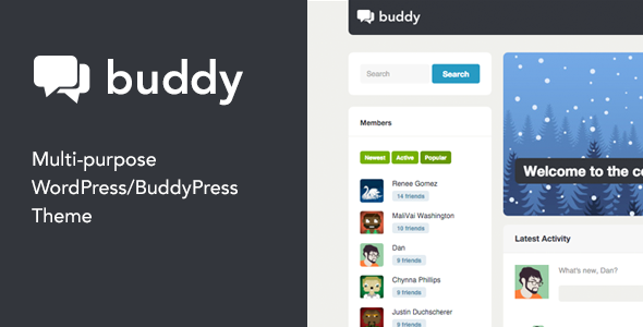 Themeforest | Buddy: Simple WordPress & BuddyPress Theme Free Download free download Themeforest | Buddy: Simple WordPress & BuddyPress Theme Free Download nulled Themeforest | Buddy: Simple WordPress & BuddyPress Theme Free Download
